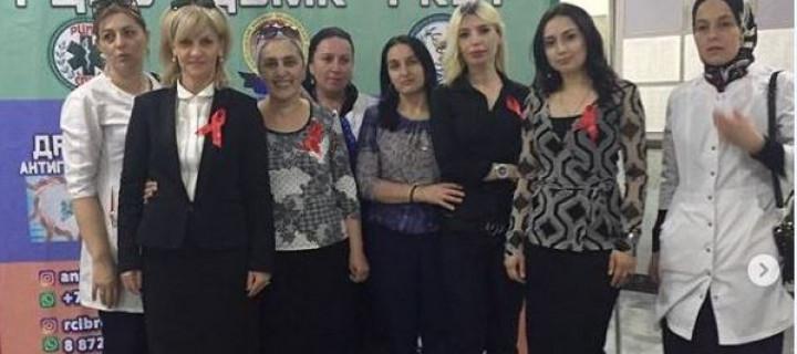 Всероссийской акции «Стоп ВИЧ/СПИД»