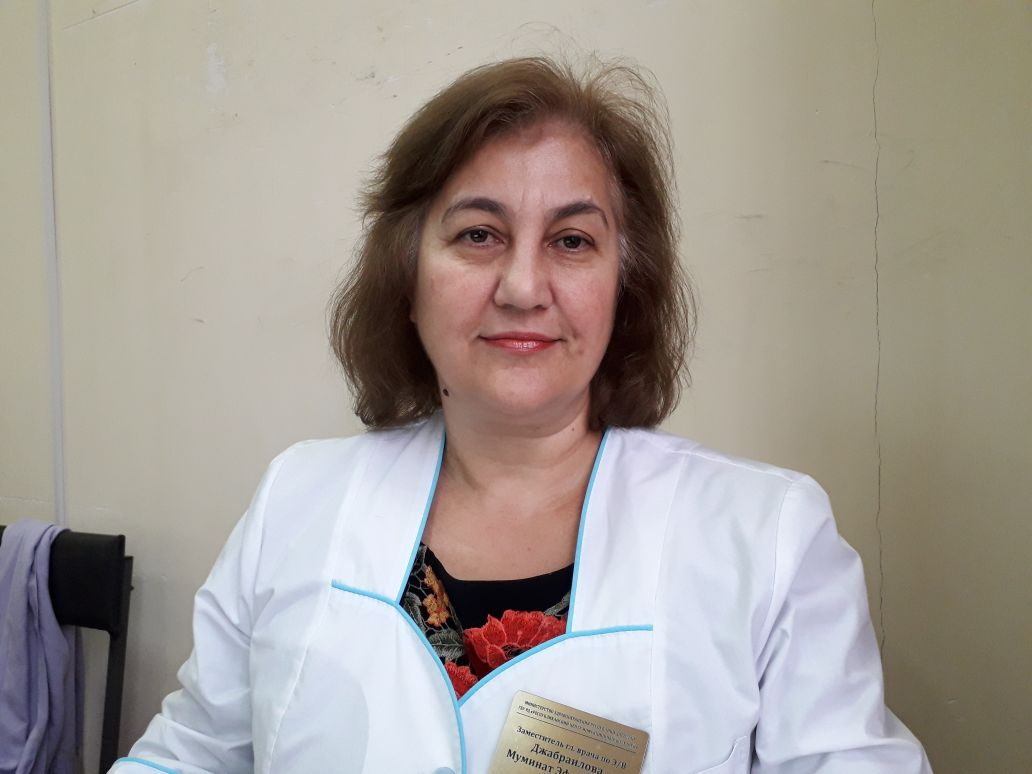 Джабраилова Муминат Эфендиевна