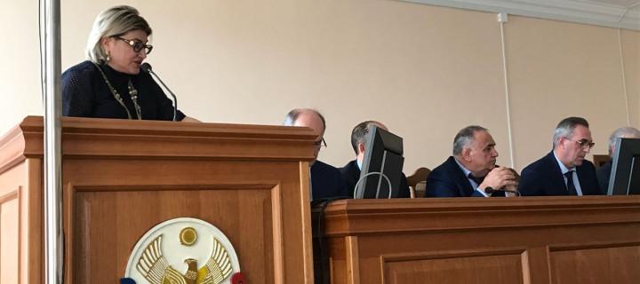 29 мая 2018г. в Минздраве Дагестана @minzdravrd прошло заседание Расширенной коллегии Минздрава РД